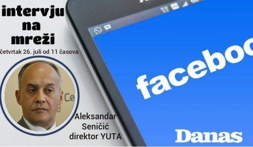 Direktor YUTA 26. jula odgovara na pitanja građana na Fejsbuku 4