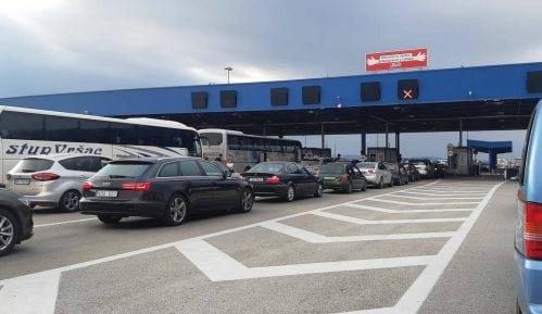 Prošla gužva na putevima Srbije, mogući odroni posle kiše 9