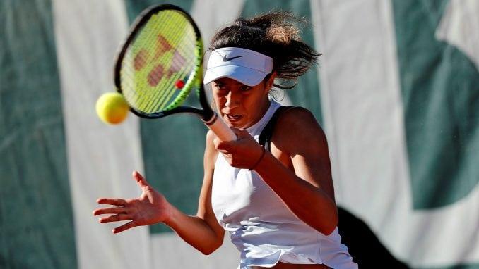 Olga Danilović u četvrtfinalu Moskve 1