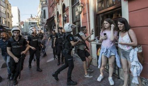 Policija blokirala Paradu ponosa u Turskoj 8