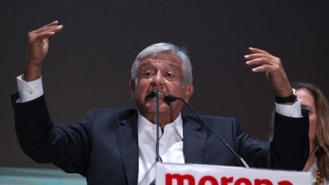 Predsednik Meksika želi nov dogovor o NAFTA 1