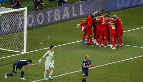 SP: Belgija bolja od Japana u osmini finala 4