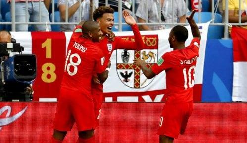 SP: Engleska preko Švedske do polufinala 1