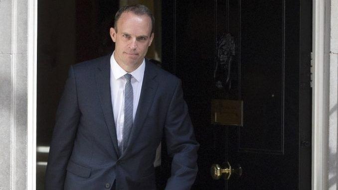 Šef britanske diplomatije nada se brzom dogovoru sa SAD posle Bregzita 1