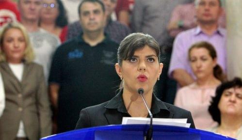 Predsednik Rumunije smenio antikorupcijsku tužiteljku 9