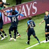 Francuska prvi finalista Svetskog prvenstva u Rusiji 6