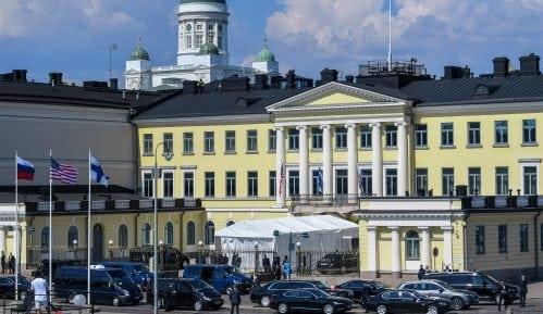 Putin i Tramp stigli u Helsinki 15