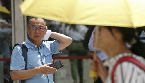 Rekordne vrućine u Japanu 14