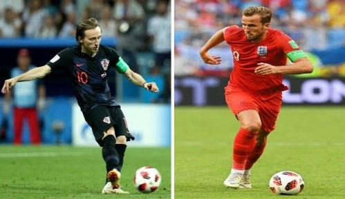 Drugi finalista Mundijala biće poznat večeras posle meča Hrvatska - Engleska 3