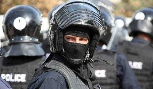 Uhapšena policajka u Zubinom Potoku 14