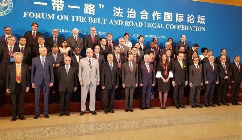 Kuburović na otvaranju Međunarodnog foruma o pravnoj saradnji 15