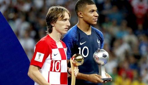 Luka Modrić najbolji igrač Mundijala 13