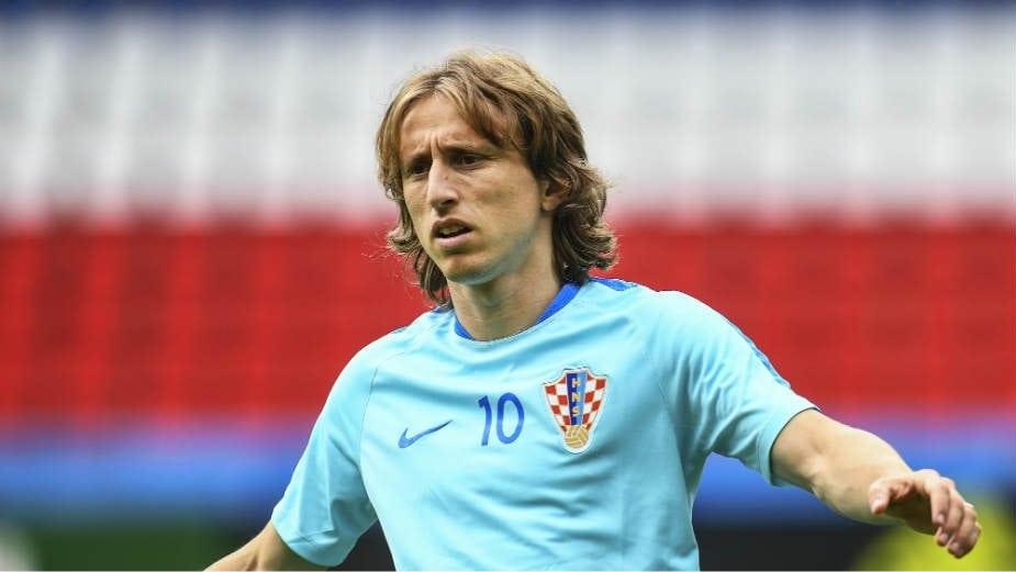 Luka Modrić najbolji igrač na svetu 1