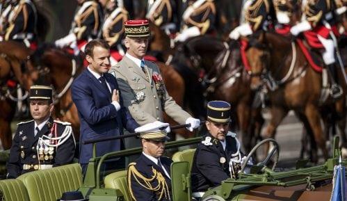 Francuska: Održana vojna parada u čast pada Bastilje 13