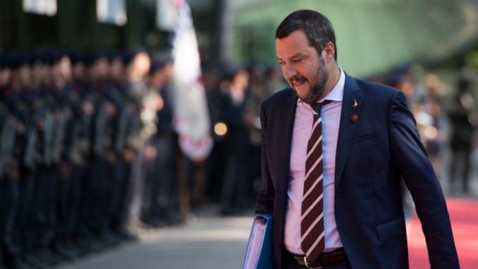 Salvini: Primanje izbeglica u EU je rizik tipa kamikaza pilota 1