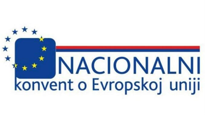 Sednica Nacionalnog konventa o EU o Izveštaju Evropske komisije o Srbiji 1