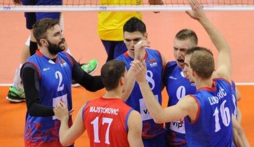 Odbojkaši Srbije protiv Australije na startu Interkontinentalnih kvalifikacija za OI 2020. 13