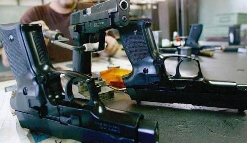 Prodaja oružja u svetu povećana za gotovo pet odsto 8