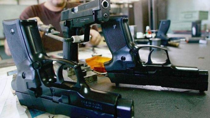 Prodaja oružja u svetu povećana za gotovo pet odsto 2