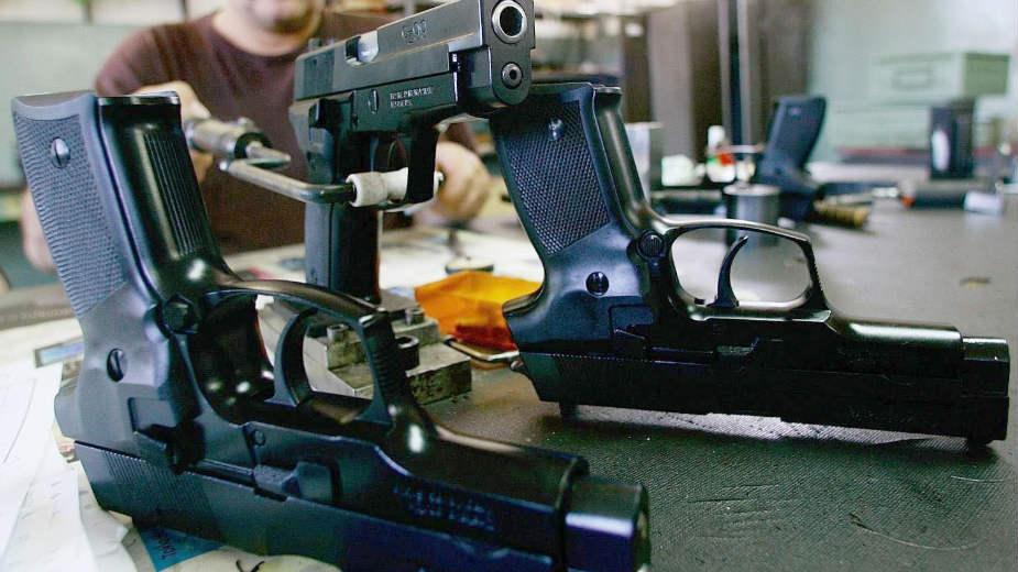 Prodaja oružja u svetu povećana za gotovo pet odsto 1
