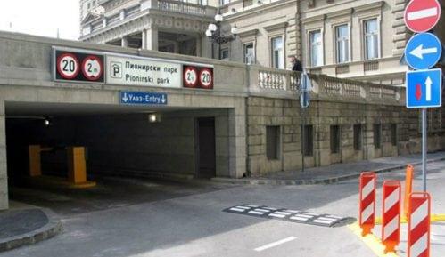 Privremeno zatvorene dve garaže u Beogradu 11