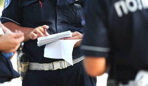 U Beogradu priveden mladić zbog nasilničke vožnje i sa 2,25 promila alkohola u krvi 2