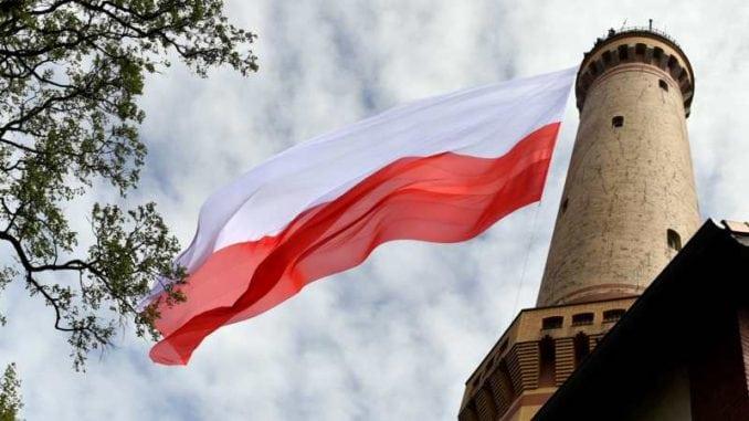 Tri rudara poginula na jugu Poljske 1