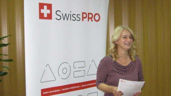 Predstavljen program Swiss PRO 4