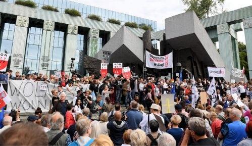 """Poljska vlada u """"ratu"""" sa sudijama 8"""