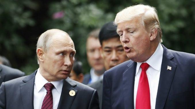 Tramp i Putin razgovarali o korona virusu, cenama nafte i kontroli naoružanja 2