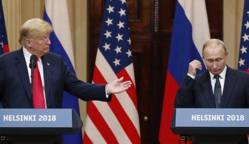 Tramp: Putin dostojan protivnik; Putin: Želeli smo pobedu Trampa 14