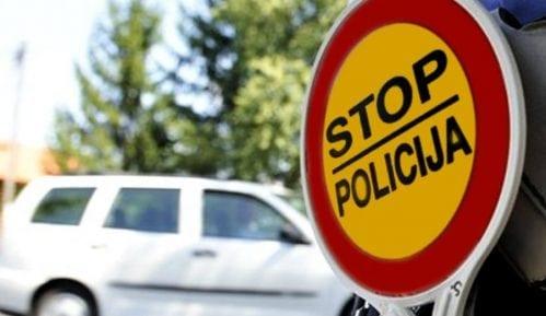 Uhapšen hrvatski državljanin koji je na autoputu vozio 245 na sat 7