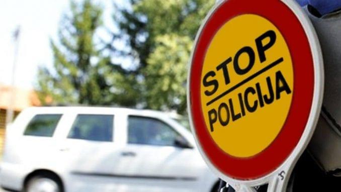 Uhapšen hrvatski državljanin koji je na autoputu vozio 245 na sat 1