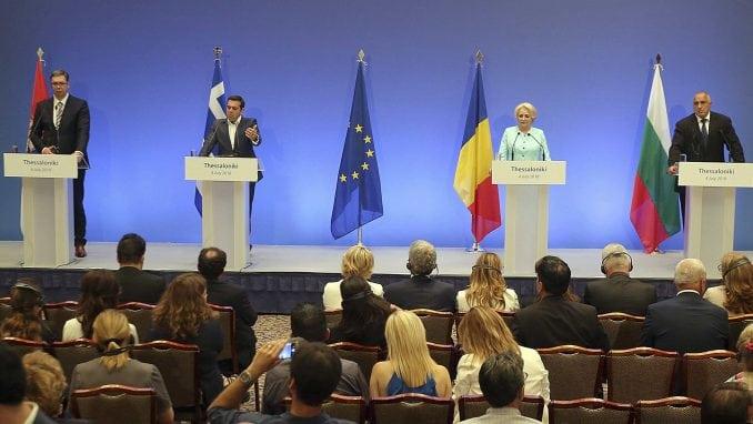 Balkanska četvorka: Prema Srbiji kao da je član EU 4