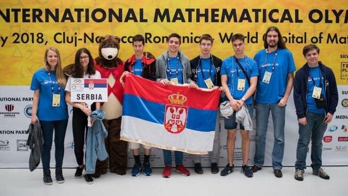 Šest medalja za mlade matematičare 3