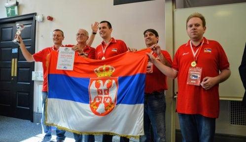 Uspeh Vladimira Klasana na šahovskoj olimpijadi gluvih i nagluvih 8