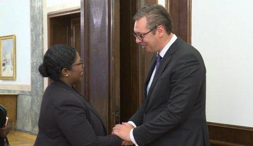 Vučić zahvalan Republici Surinam zbog odluke da povuče priznanje Kosova 8