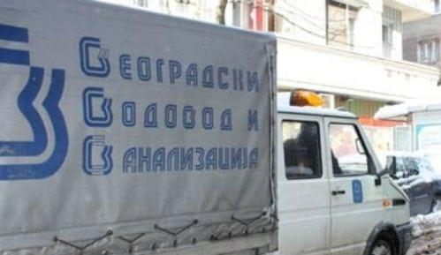Sledeće nedelje radovi na vodovodnoj mreži na Čukarici, Paliluli i Voždovcu 8