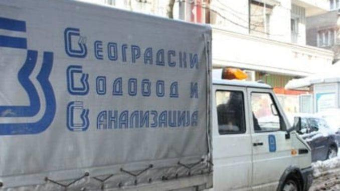 Beogradski vodovod: Stabilizovano vodosnabdevanje Urgentnog centra 1