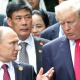 Rojtersova analiza: Tramp se najviše čuje sa Makronom, Putin sa Erdoganom 7