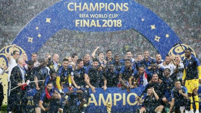 Francuska svetski prvak u fudbalu 7