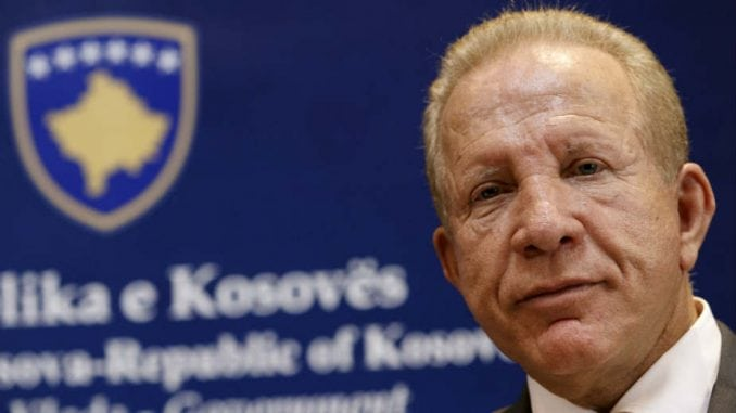 Pacoli: Podela ne bi bila dobra za Srbe koji žive na Kosovu 1
