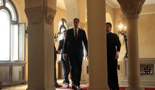 Vučić se žalio patrijarhu na strane agenture u Crkvi 7