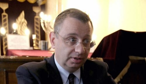 Na meti pritisaka jer sam ukazao na korupciju u Jevrejskoj opštini 7