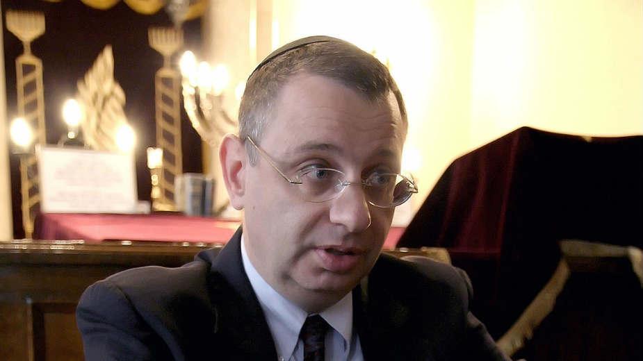 Na meti pritisaka jer sam ukazao na korupciju u Jevrejskoj opštini 1