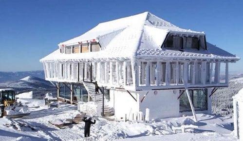 Divljem objektu na Pančićevom vrhu struju daju Skijališta Srbije 11