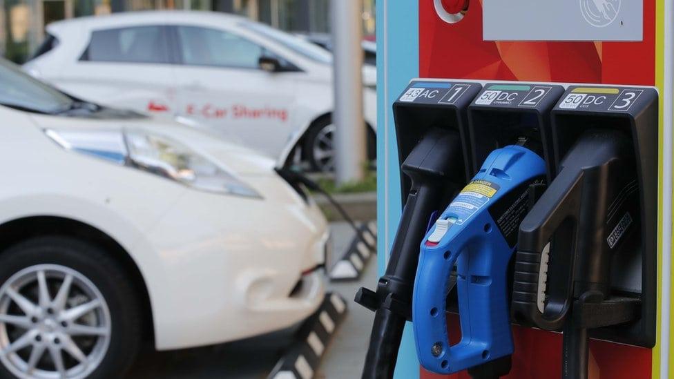 Punjač za elektromobile