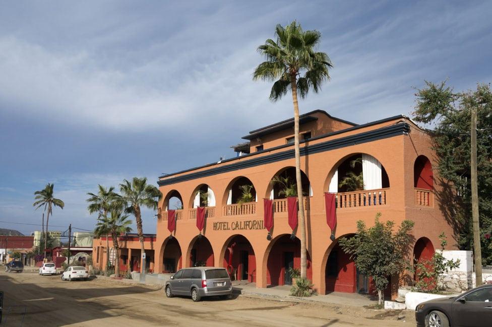 Hotel Kalifornija u Meksiku
