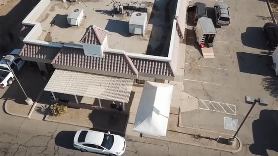 Stari KFC restoran