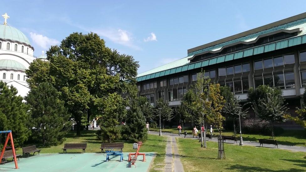 Narodna biblioteka i Hram